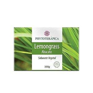 Sabonete Vegetal 100gr - Lemongrass e Abacate