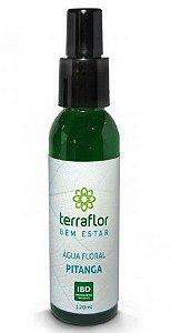 Água Floral Terra Flor 120ml - Pitanga