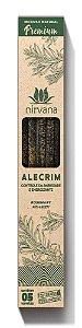 Incenso Natural Premium 5 varetas Nirvana - Alecrim