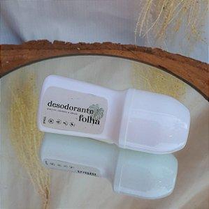 Desodorante natural 70g - Folha