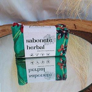 Sabonete Herbal 100g - Alecrim e Patchouli