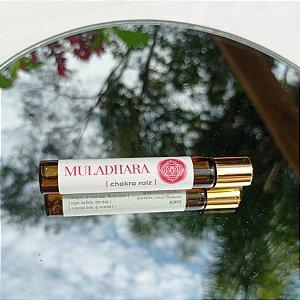 Roll on 10ml - Chakra Muladhara ou Raíz