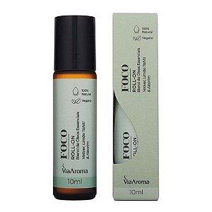 Roll on 10ml Via aroma - Foco
