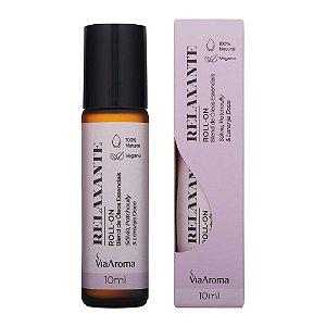 Roll on 10ml Via aroma - Relaxante