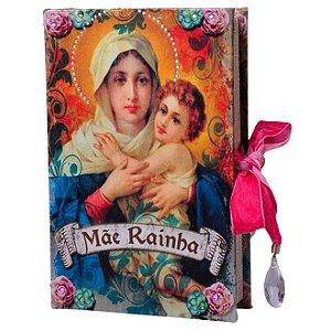 Livro caixa - Mãe Rainha