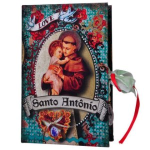 Livro caixa - Santo Antônio
