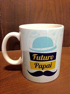 Caneca Cerâmica - Futuro Papai