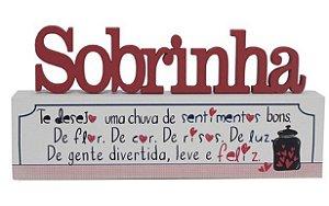 Madeirinha - Sobrinha