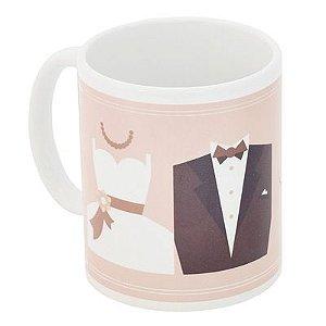 Caneca Cerâmica - Casamento