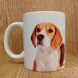 Caneca Pet - Eu amo Meu Beagle