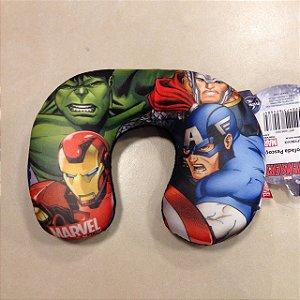 Almofada de Pescoço Mini - Marvel