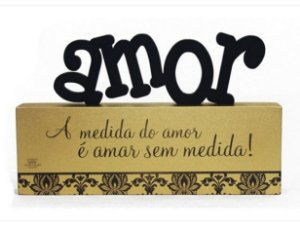Madeirinha - Amor