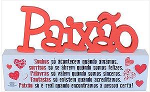 Madeirinha - Paixão