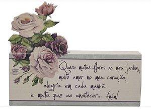 Madeirinha - Quero Muitas Flores No Meu Jardim...