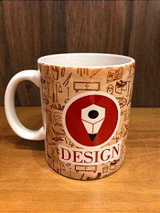 Caneca Cerâmica - DESIGN