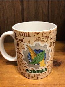 Caneca Cerâmica - ECONOMIA