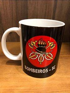Caneca Cerâmica - BOMBEIRO