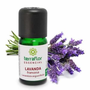 Óleo Essencial Puro Lavanda francesa -10ml