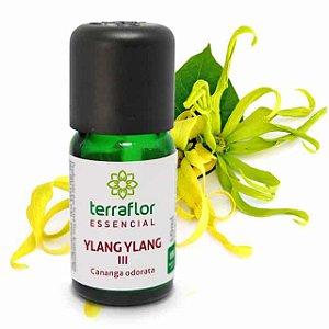 Óleo Essencial Puro 10ml -  Ylang Ylang III