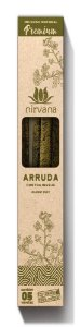 Incenso Natural Premium 5 varetas Nirvana - Arruda
