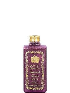 Espuma de Banho 500g - Wine Desire Merlot