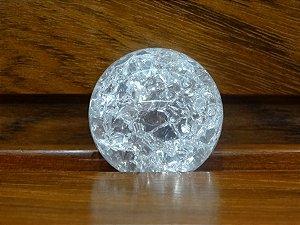 Bola de vidro para fonte- 4cm