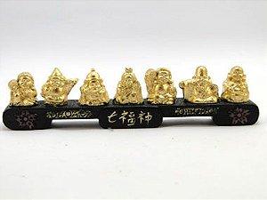 7 Deuses da Felicidade na Base Marfim