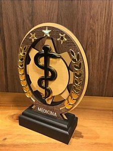 Troféu Madeira MDF Cursos - Medicina