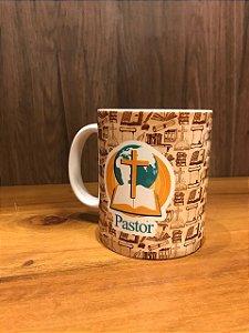 Caneca Cerâmica - Pastor