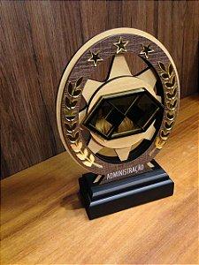 Troféu Madeira MDF Cursos - Administração