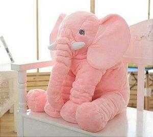 Elefante Travesseiro 60x75 - Rosa