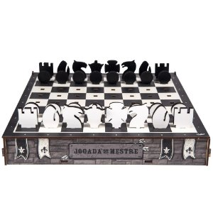 Jogo tabuleiro - Xadrez