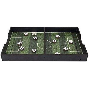 Jogo Tabuleiro de Futebol de botão - gol a gol