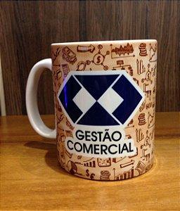Caneca Cerâmica - GESTÃO COMERCIAL