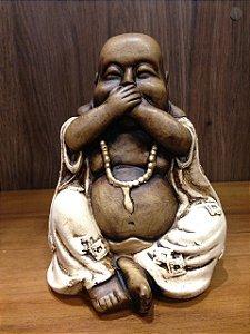 Buda Gesso bege- Não Falo unitário