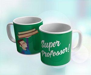 Caneca Cerâmica - Super Professor