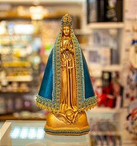 Nossa Senhora Aparecida -Azul