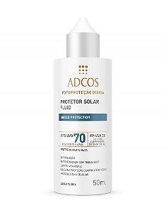 ADCOS Bloqueador Solar Fluid Sheild Protection FPS 70 - 50ml