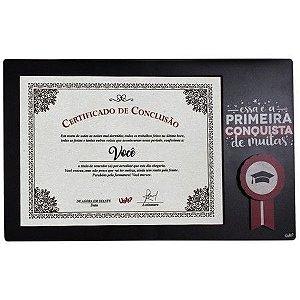 Porta Diploma POP UP