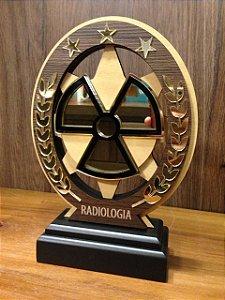 Troféu Madeira MDF Cursos -  Radiologia