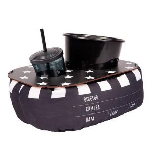 Almofada de Pipoca individual - Cinema