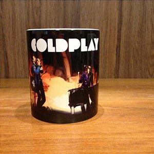 Caneca Cerâmica - ColdPlay