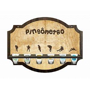 Kit porta copos- Pingômetro