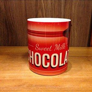 Caneca Cerâmica - Sweet milk CHOCOLATE