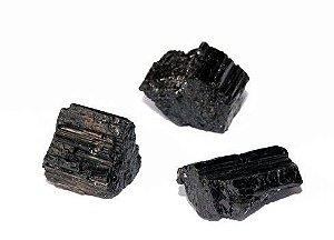 Pedra Bruta - Turmalina Negra P
