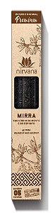 Incenso Natural Premium 5 varetas Nirvana - Mirra
