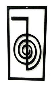 Quadro Simbolo Do Reiki - CHO KU REI