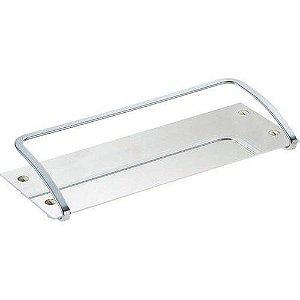 Bandeja para Lavabo vidro espelhado 30X11,5 cm