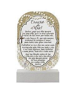 Madeirinha de mesa - Oração da Mãe