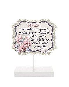 Madeirinha - Mãe são três letras...